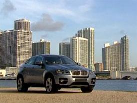 Video: BMW ActiveHybrid X6 – Exteriér nového hybridního modelu