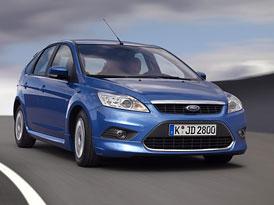 Ford Focus: První cena zůstává v akci 299.990,- Kč, s klimatizací od 329.990,- Kč