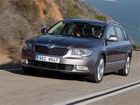 Škoda Superb 2,0 TDI 103 kW: Konec pumpe-düse, od února nastupuje common-rail