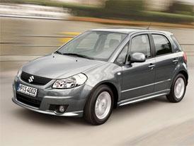 Suzuki SX4 1,5 VVT: Sleva 10 tisíc a zimní pneu zdarma