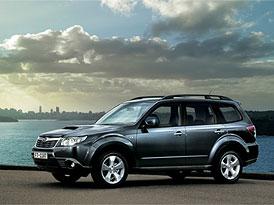 Subaru Forester 2010: Ceny nižší o desítky tisíc Kč (2.0D od 760.000,- Kč, 2.0X od 610.000,- Kč)