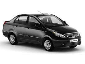 Tata Indigo Manza: Moderní sedan pro Indii