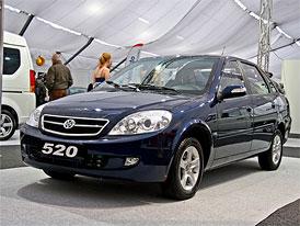 Čínské automobily v EU: Za devět měsíců se prodalo jen 745 kusů
