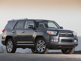 Toyota 4Runner: Mid-size SUV m� p�t� vyd�n�