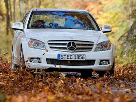 Mercedes-Benz C: Naftový základ stále pod 800 tisíc Kč, nový čtyřválec místo šestiválce v C 230