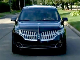 Video: Lincoln MKT – Luxusní crossover pro rok 2010