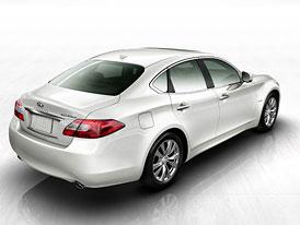 Infiniti: Luxusní odnož Nissanu vyvíjí elektromobil