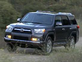 Video: Toyota 4Runner � Nov� generace za j�zdy