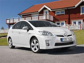 Titul Japan Car of the Year 2009-2010 získala Toyota Prius