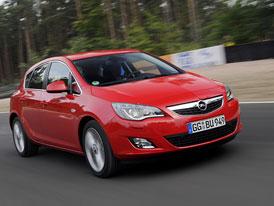 Opel Astra: První jízdní dojmy