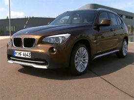 Video: BMW X1 � Prohl�dka designu karoserie