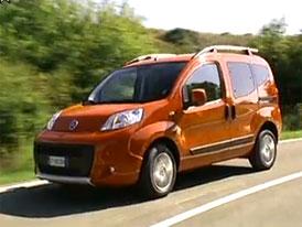 Video: Fiat Qubo Trekking – Novinka pro domácí trh