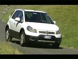 Video: Fiat Sedici – Modernizovaný crossover na projížďce