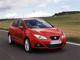 SEAT Ibiza: Nová první cena 219.900,-Kč, dobře vybavená 1,2 TSI (77 kW) za 300.900,-Kč