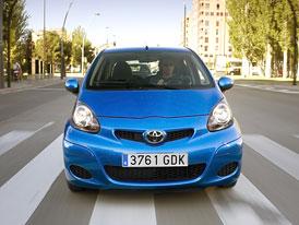 Toyota Aygo: Třídveřová za 199.900,- Kč, s klimatizací od 219.900,- Kč