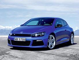 Volkswagen Scirocco R (195 kW, 350 Nm) přichází na český trh, stojí 859.000,- Kč