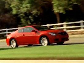 Video: Nissan Altima Coupe – Lehké omlazení pro rok 2010