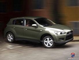 Mitsubishi potvrdilo příchod nového crossoveru, evropská premiéra ohlášena do Ženevy (nové foto)