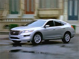 Video: Honda Accord Crosstour – Crossover s liniemi kupé