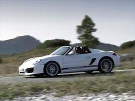 Video: Porsche Boxster Spyder – Nižší hmotnost a vyšší výkon