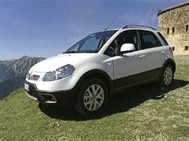 Video: Fiat Sedici – Exteriér i interiér modelového roku 2010