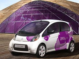 Citroën: Z elektromobilu Mistubishi se stává C-Zero