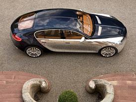 Bugatti Galibier přijde nejdříve za rok a půl