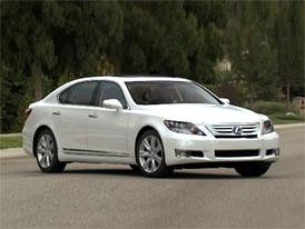 Video: Lexus LS 600h L – Prohlídka designu karoserie