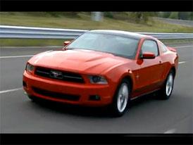 Video: Ford Mustang – Se skleněnou střechou i v roce 2010