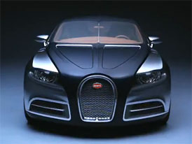 Video: Bugatti 16C Galibier – Koncept čtyřdveřového luxusního modelu