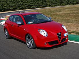 Alfa Romeo MiTo MultiAir: První jízdní dojmy