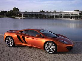 McLaren MP4-12C: Oficiální informace o testování prototypů (video)