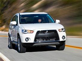 Mitsubishi Outlander GT dostane pohon S-AWC z Lanceru Evolution