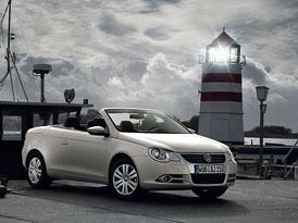 Volkswagen Eos dostal také motor z Golfu GTI (2,0 TSI/155 kW): Cena 879.000,- Kč
