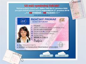 Povinná výměna řidičských průkazů: Řidičák si ještě nevyměnilo 1 milion řidičů