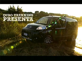 Video: Fiat Qubo Trekking – Atraktivní novinka italské značky