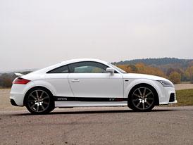 Audi TT RS s výkonem až 424 koní? Ano, u MTM...