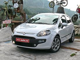 Fiat Punto Evo – První jízdní dojmy
