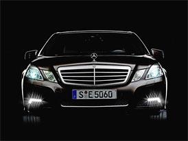 Český trh v říjnu 2009: Další triumf pro Mercedes-Benz E ve vyšší střední