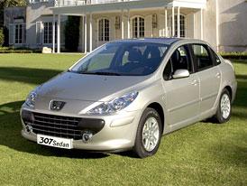 Peugeot 307 Sedan: Výroba v Nigérii začne v pondělí