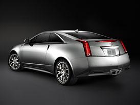 Cadillac CTS Coupe: P��chod na americk� trh definitivn� potvrzen na jaro 2010