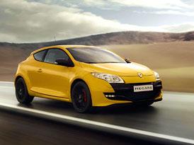 Renault M�gane RS (184 kW, 340 Nm) na �esk�m trhu za 749.900,- K�
