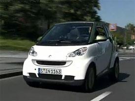 Video: Smart ForTwo electric drive � Elektromobil do m�sta