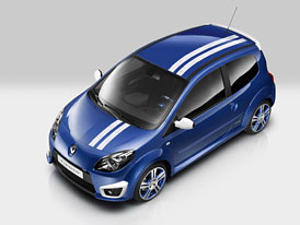Twingo Gordini Renaultsport: Francouzská modř se vrací na silnice