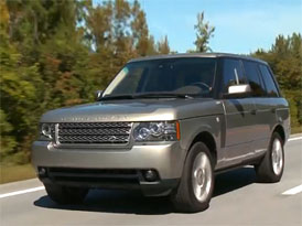 Video: Range Rover � Modernizovan� luxusn� SUV