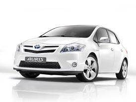 Reklama na hybridní Toyotu Auris byla klamavá