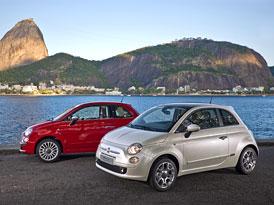 Fiat chce nav�it pod�l na Chrysleru do dvou let na 35 %