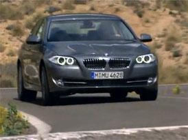 Video: BMW řady 5 (F10) – Nová generace v pohybu