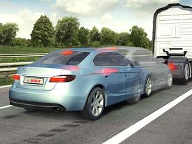 Brzdový asistent: V EU povinná součást výbavy nových aut