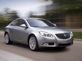 Buick Regal: Evropské auto roku 2009 zdomácní v USA